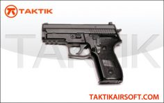KJW sig 229 CO2 Metal Black