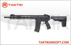 KWA PTS Mega Arms MKM M4 GBBR Metal Black