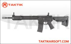 King Arms Black Rain Ordnance M4 Carbine Metal Black