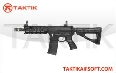 King Arms CAA M4 CQB Metal Black