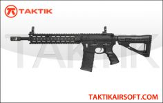 King Arms CAA M4 Rifle Metal Black
