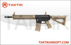 King Arms CAA M4 Rifle Metal Tan
