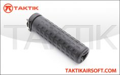 PTS Griffin Armament M4SD­K Mock Suppressor Metal Black