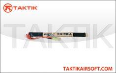 Airsoft Logic 11.1V 1200mAh super slim AK Lipo