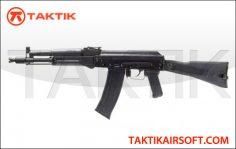 GHK GK AK-105 GBBR Metal Polymer Black