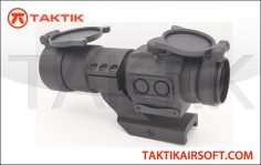 Holosun HS406A 30mm Red Dot Sight Metal Black