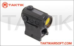 Holosun HS503C Solar Powered Red Circle Dot Sight Metal Black