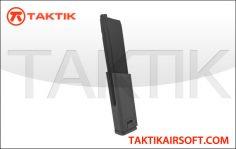 KWA SMG45 49 round GBB Mag metal Black