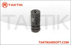 PTS Battlecomp 1.0 Flash Hider Metal Black