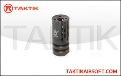 PTS Battlecomp 2.0 Flash Hider Metal Black