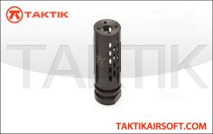 PTS Battlecomp BABC Flash Hider Metal Black