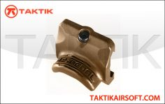 PTS GoGun Gas Pedal RS2 Polymer tan