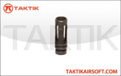 PTS Griffin M4SD-II Flash Suppressor Metal Black