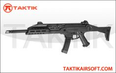 ASG Scorpion EVO 3 Carbine A1 Composite Black