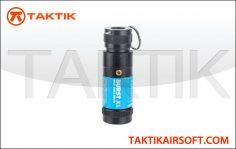 Airsoft Innovations XL Burst Impact Banger Grenade Blue