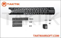 Dytac LVOA Style 13.5 Rail Metal Black