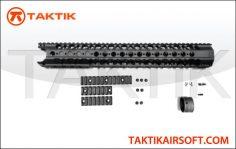 Dytac LVOA Style 16.5 Rail Metal Black