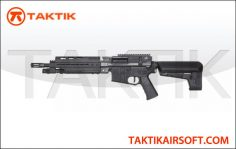 KRYTAC TRIDENT LMG Enhanced Metal Black