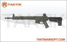 KRYTAC TRIDENT MK2 SPR Metal Green