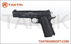 KWA 1911 MKII PTP Metal Black