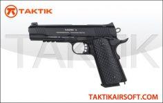 KWA 1911 MKII PTP Metal Black