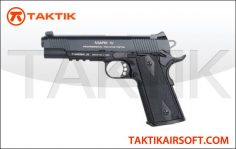KWA 1911 MKIV PTP Metal Black