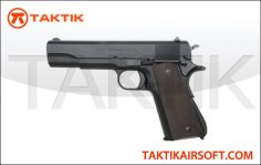 KWA 1911A1 Metal Black