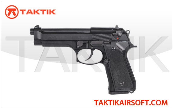 KWA M9 PTP Metal Black_2