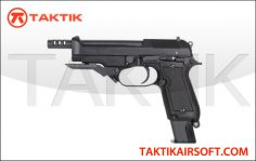 KWA M93RII Full Auto Metal Black