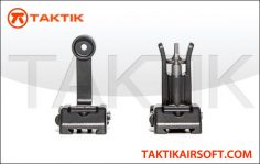 PTS Griffin Armament Modular Back Up Iron Sight Set