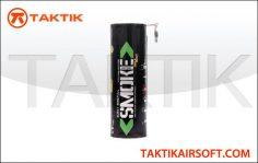 Enolagaye Burst Smoke Grenade green