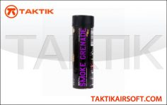 Enolagaye Wire Pull Smoke Grenade purple