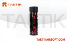Enolagaye Wire Pull Smoke Grenade red