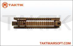 Madbull PWS MK110 Rail Metal Tan