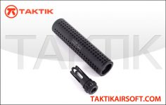 G&G OTS QD V2 reproduction silencer metal black