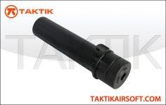 PTS Battlecomp 1 0 Flash Hider (CCW) Metal Black • Taktik