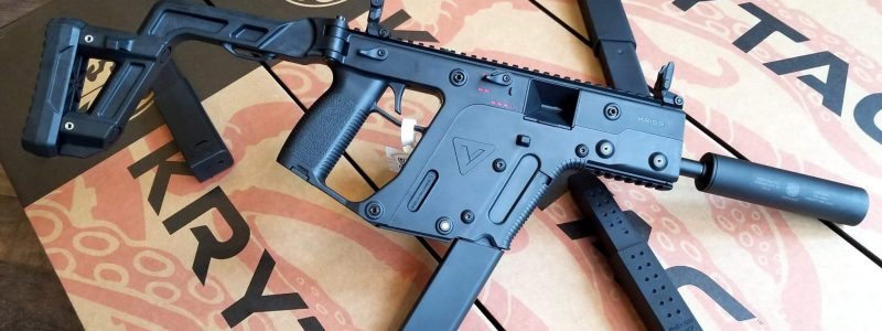 TakTik Airsoft Kriss Vector