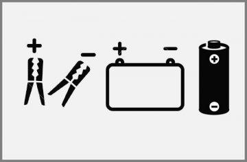 Batterie, Ladegerät, MOSFET