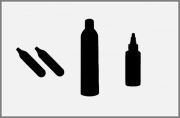 Produkte, Werkzeuge, Gas