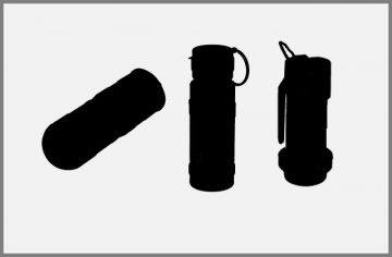 Grenades, Smokes, Launchers