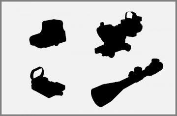 dots, Scopes, Sehenswürdigkeiten, Taschenlampen